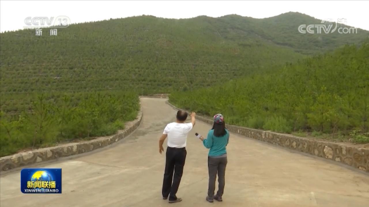 小康生活 【走向我们的小康生活】太原西山:由黑转绿的幸福日子