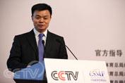 中央电视台体育频道总监 江和平先生