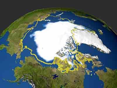 种版本的南极地图