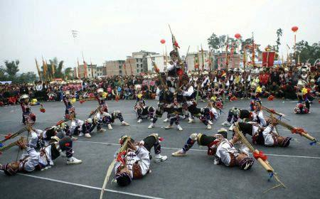 4th Lusheng and Horse Fight Festival held in Guangxi CCTV