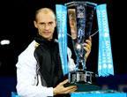 [组图]达维登科首夺大师杯 获生涯最重要一冠
