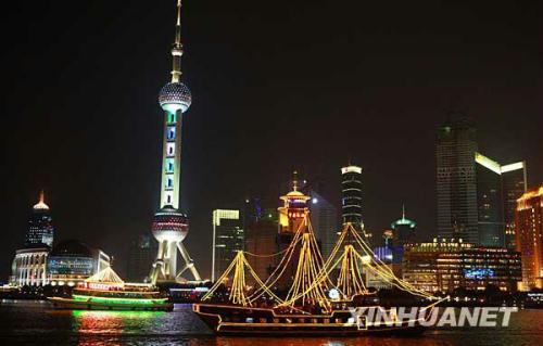 上海电视台发射塔