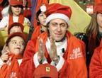 [组图]法拉利年终圣诞午宴 蒙特泽莫罗献致辞