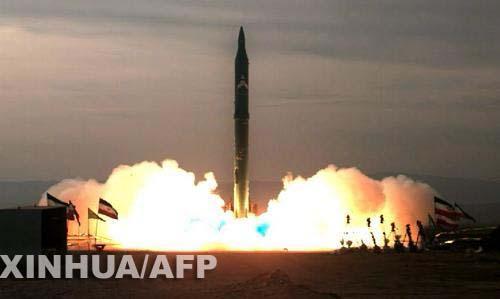 الولايات المتحدة تدين التجربة الصاروخية الايرانية