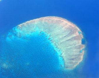 澳大利亚著名风景区大堡礁
