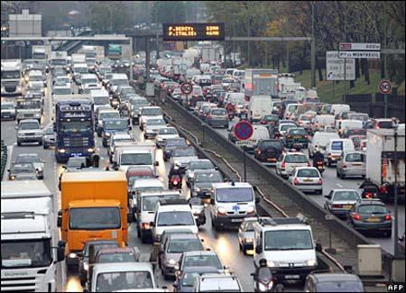 Traffic Related Air Pollution Linked To >> Traffic Related Air Pollution Tied To Stroke Death Cctv International