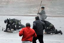Why large-scale riots in Kyrgyzstan?