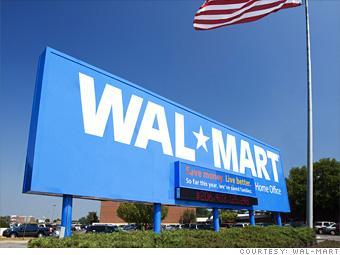 Wal-Mart:No1