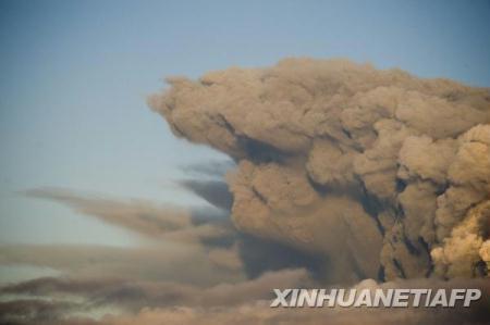 [视频][火山喷发]世卫:目前火山灰对人体危害不