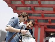 Иностранные посетители на ЭКСПО-2010 в Шанхае