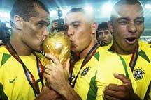 World Cup champions - 2002, Brazil