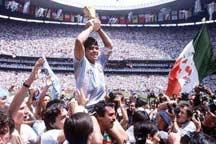 World Cup champions - 1986, Argentina