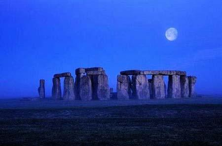 Stonehenge, Britain. [Photo: china.com.cn]