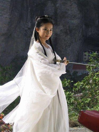 刘亦菲将在新版《倩女幽魂》中饰演聂小倩