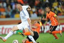 Netherlands beats Slovakia 2-1 in World Cup <br><br>