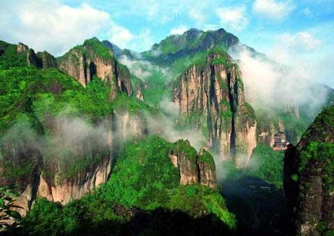 Yandang Mountain (File Photo)