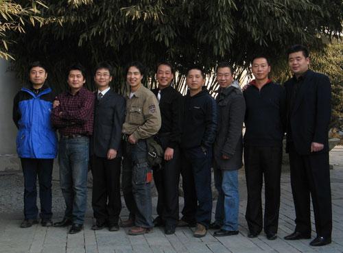 摄像组:邝晓群、王风华、祝军、周国海、乔永林、刘嘉生、高岩、王红军、葛松