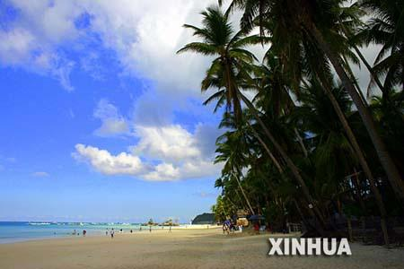 Boracay, Philippines (Xinhua File Photo)
