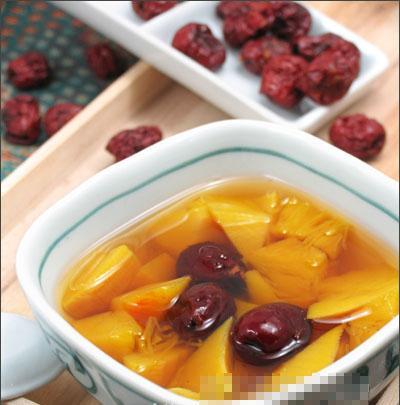 蜂蜜美食方案:时候南瓜蒸哮喘-姜汁台-中国网络电视台玩什么可以食疗美食节游戏图片