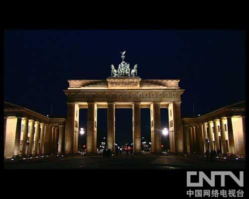 柏林-勃兰登堡门