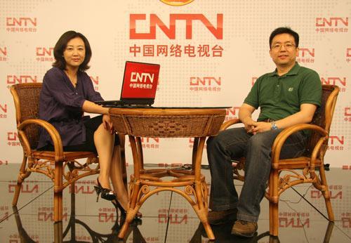 北京大学精神卫生博士汪冰做客CNTV