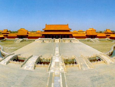 ForbiddenCityinBeijing