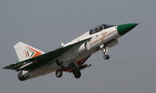 印度lca战斗机