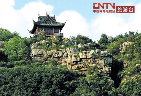 江苏常熟虞山国家森林公园风景区