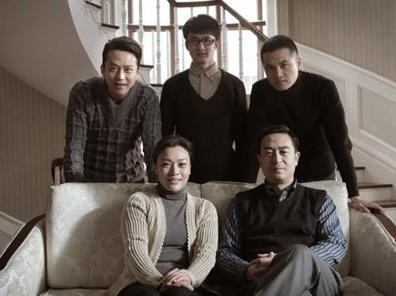 电视剧可爱的四兄弟