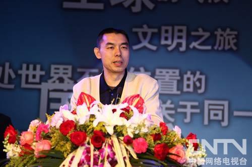 北京师范大学艺术与传媒学院教授张同道