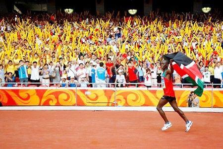 万吉鲁北京奥运夺冠