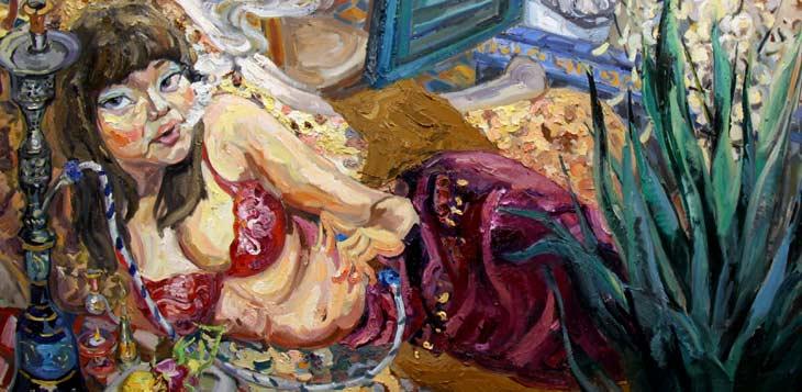 """""""结伴而行""""——人大艺术学院2011届油画创作研究生课程进修班结业展"""