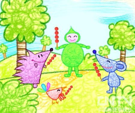 儿童画 450_375