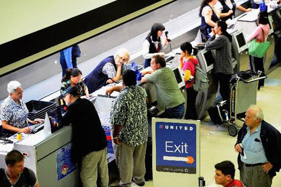 Essay on stranded at an airport of a foreign country