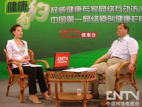 健康有约专访北京大学第三医院成形外科主任李东