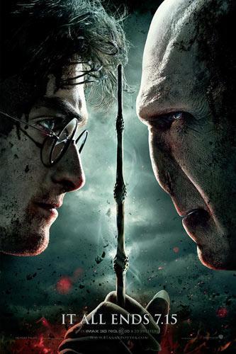 《哈利·波特与死亡圣器(下)》海报