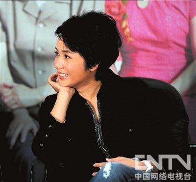 蒋雯丽将担任该剧女主角