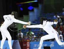 Universiade : Lauren Rembi remporte la première médaille d´or pour la France