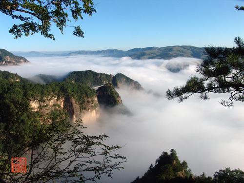 甘肃旅游景点——崆峒山