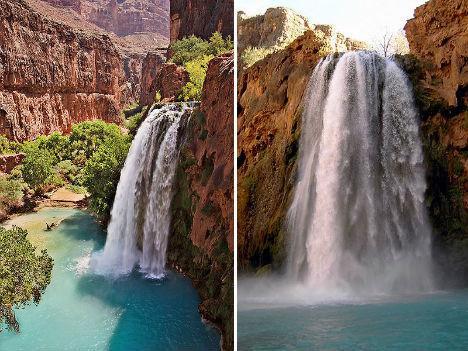 Top 13 natural swimming pools cctv news cntv english for Natural pools arizona