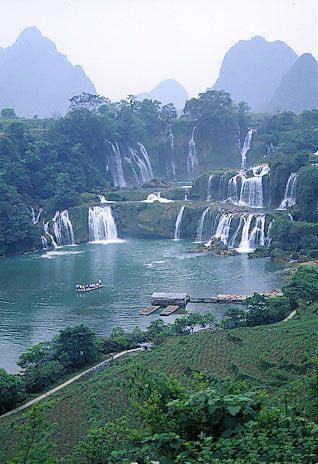 Detian Falls Photo CIIC