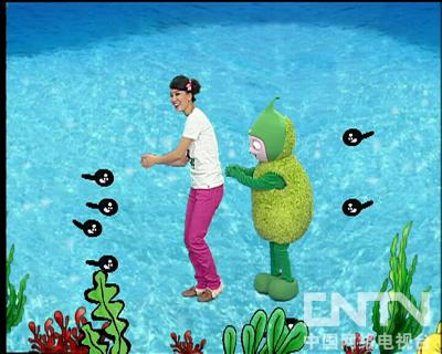 20110905-20110909 唱歌时间:小蝌蚪