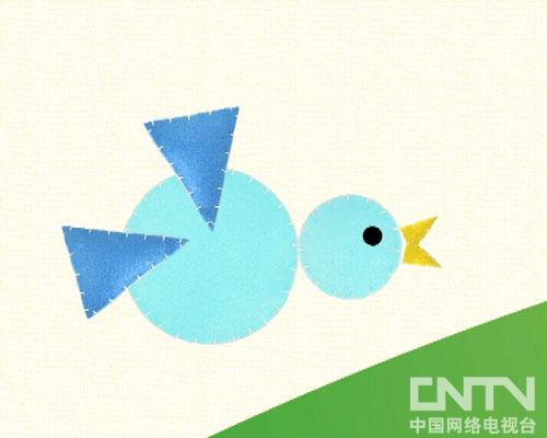 20110927 形状变变变:小鸟