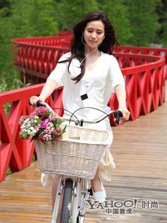 《步步惊心》刘诗诗私房气质美搭