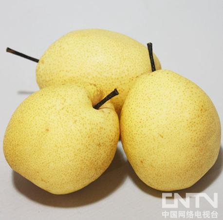 吃完烧烤后食梨有助排出致癌物