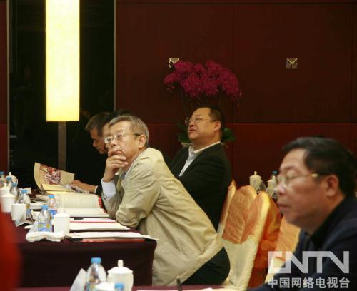 李京盛司长出席会议