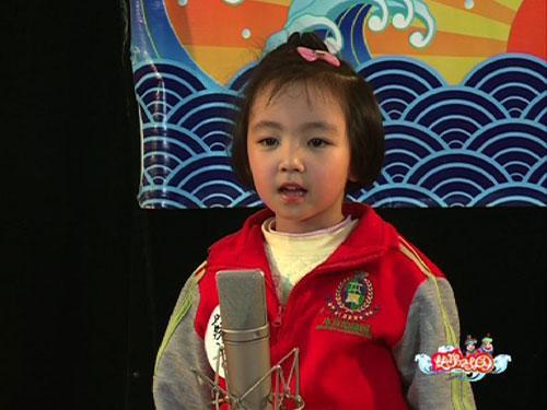 蔡雨桐演唱《卖水》饰梅英