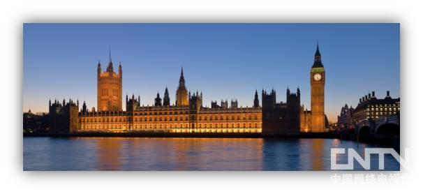英国建筑免扣素材