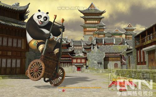 《功夫熊猫2》领跑安妮奖提名