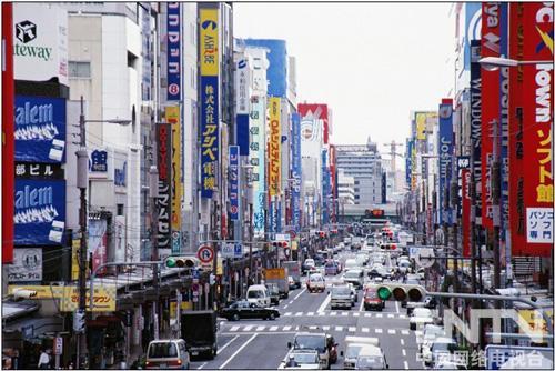 日本桥街景